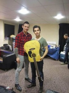 Stereophonics Signings